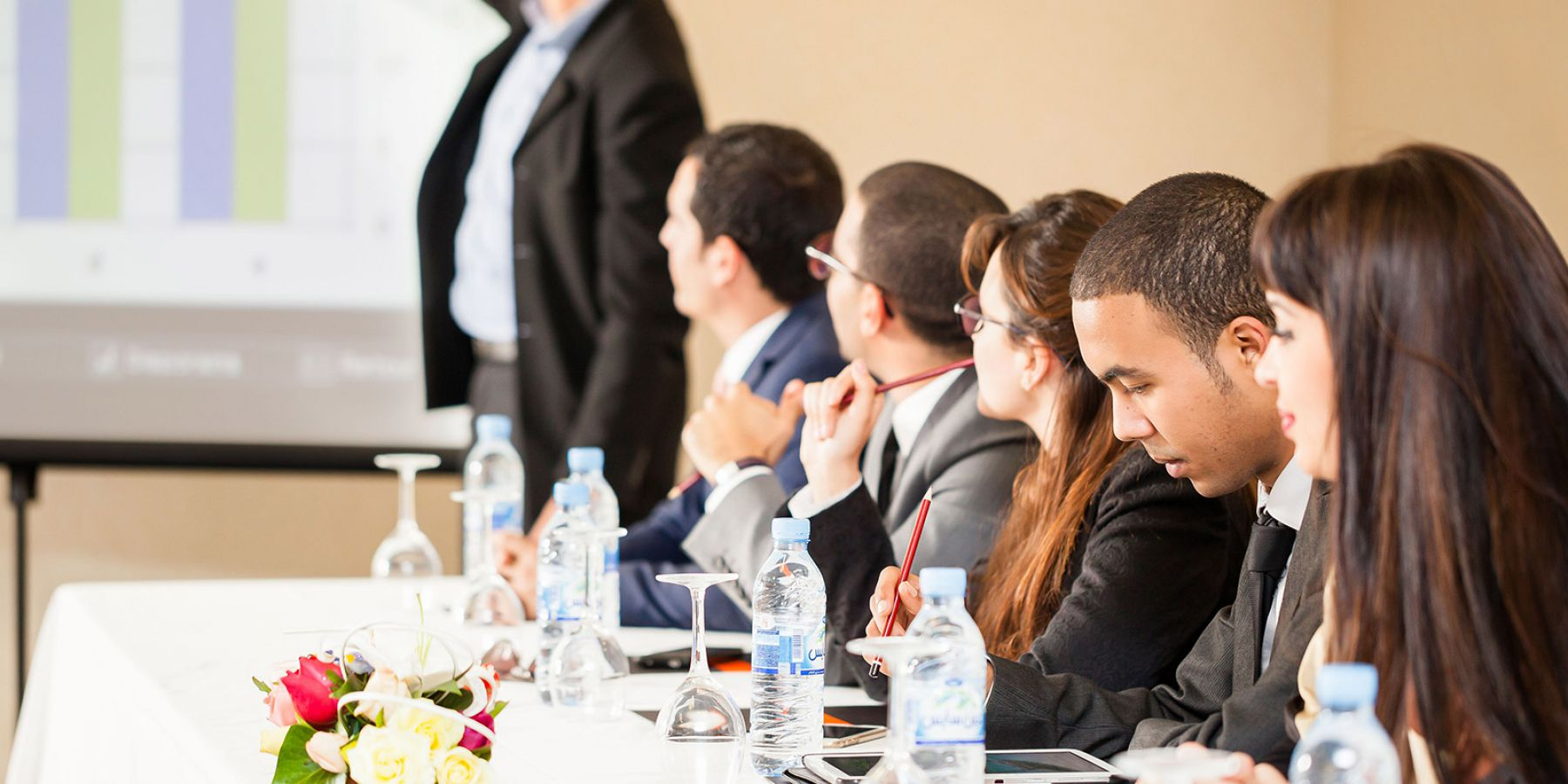Meetings et Events | The View Rabat - Atlas Hotels